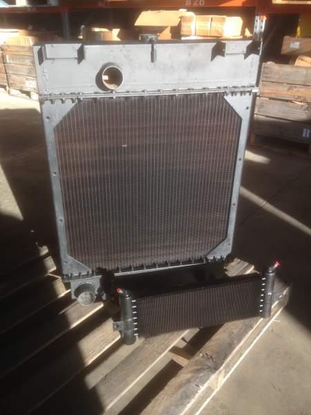 Case Ce Radiator 1150b    1150c Second-hand